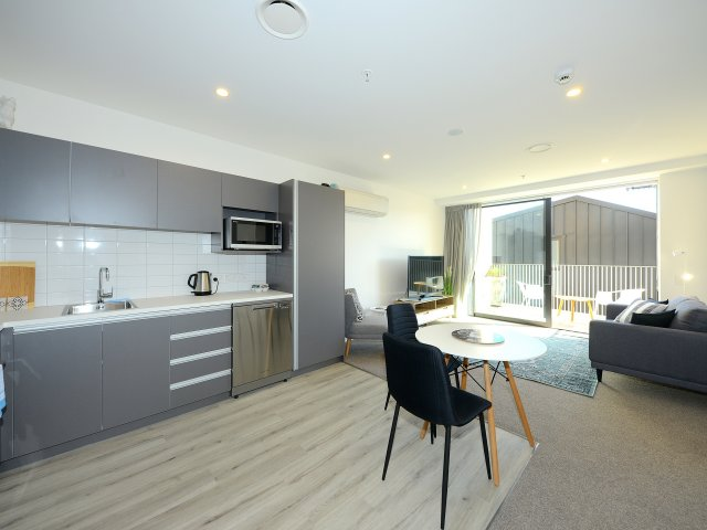 One Central - Inner City Apartment